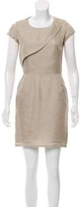 Wayne Short Sleeve Mini Dress