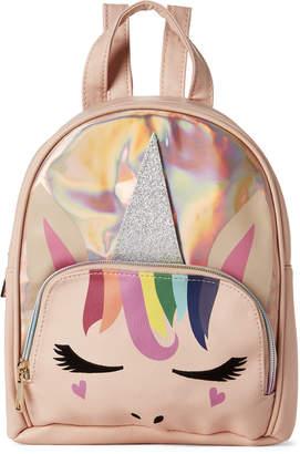 Omg! Accessories Hologram Unicorn Mini Backpack