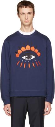 Kenzo Navy Eye Sweatshirt