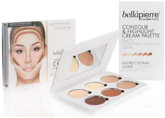 Bellapierre Cosmetics Contour & Highlight Cream Palette