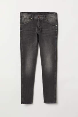 H&M Retro Slim Jeans - Black