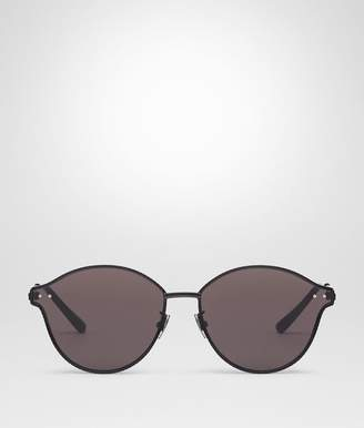 Bottega Veneta Nero Metal Sunglasses