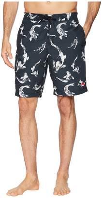 Tommy Bahama Baja Kois Are Back in Town Swim Trunk Men's Swimwear