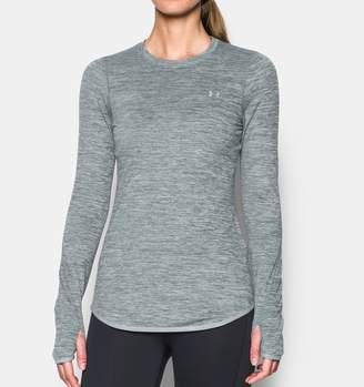 Under Armour Women's ColdGear Armour Fitted Crew