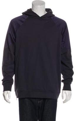 Paul Smith Zip-Accented Pullover Hoodie