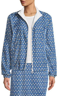 Tory Sport Essex Printed Golf Jacket