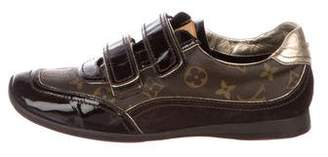 Louis Vuitton Monogram Low-Top Sneakers