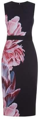Ted Baker Xanadu Floral Midi Dress
