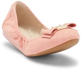 Cole Haan Tali Suede Ballet Flat