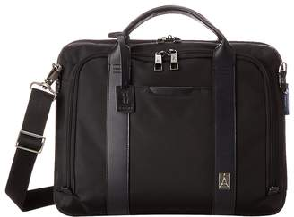 Travelpro Executive Choice Checkpoint Friendly Slim Brief Briefcase Bags