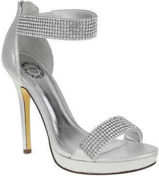 I. MILLER I. Miller Fancy Ankle-Strap High Heel Sandals $75 thestylecure.com