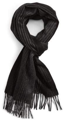 Nordstrom Ombre Stripe Cashmere Scarf