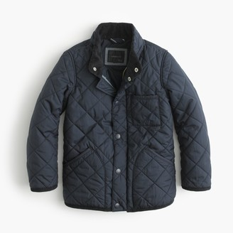 Boys' Sussex quilted jacket $98 thestylecure.com