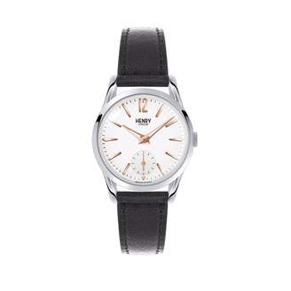 Henry London - Ladies 30mm Highgate Leather Watch
