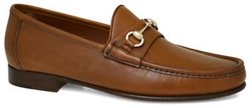 Allen Edmonds Allen Edmonds Verona II Leather Horse-Bit Loafers