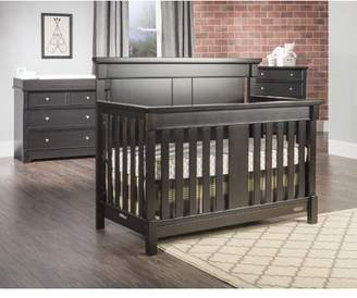 Child Craft Bradford 4-in-1 Convertible 5 Piece Crib Set