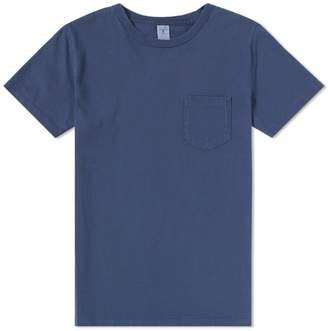 Velva Sheen Pigment Dyed Pocket Tee