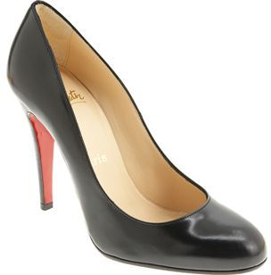 Christian Louboutin Ron Ron - Black