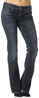 Silver Jeans Co. Aiko Defined-Curve Bootcut