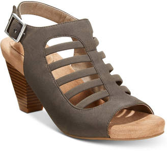 Giani Bernini Caged Caileigh Dress Sandals, Created for Macy's