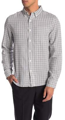 Saturdays NYC Crosby Tattersall Button Up Top