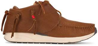 Visvim Brown FBT Red Deer sneakers