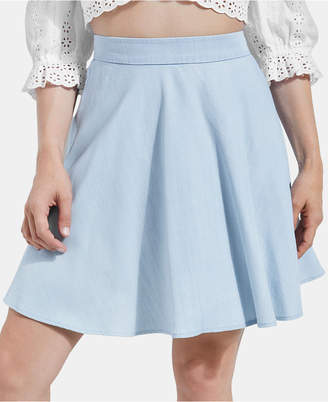 GUESS A-Line Mini Skirt