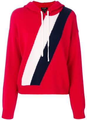 Juicy Couture striped hoodie