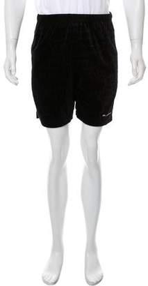 Supreme Velour Croc Shorts