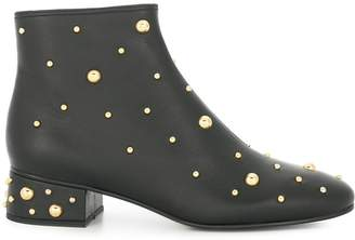 See by Chloe Jarvis studded ankle boots