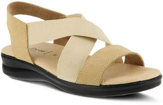 Spring Step Flexus by Nagata Wedge Sandal - Women's