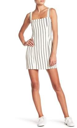 Lovers + Friends Shane Stripe Minidress