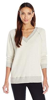 Three Dots Women's Sweatshirt