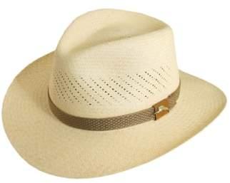 Tommy Bahama Safari Panama Straw Fedora