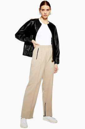 Topshop Womens **Straight Tailored Joggers By Boutique