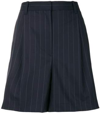 3.1 Phillip Lim Pinstriped shorts
