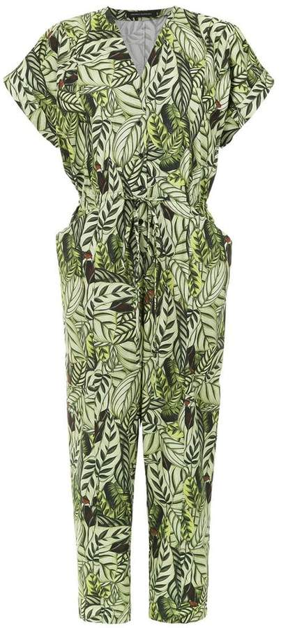 Andrea Marques printed jumpsuit