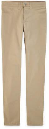 Dickies DickiesSuper Skinny Fit Skinny Leg Strech Twill Pants - Girls 7-16