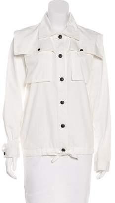 Bottega Veneta Casual Lightweight Jacket