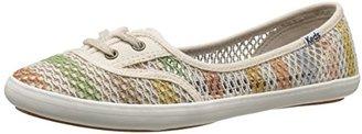 Keds Women's Teacup Crochet Flat $20.24 thestylecure.com
