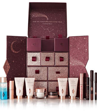 Charlotte Tilbury Beauty Universe Advent Box - Gold