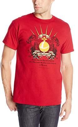 Liquid Blue Men's Monty Python Antioch T-Shirt