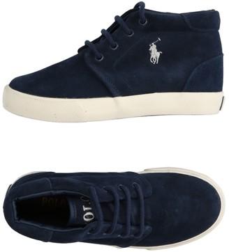 Ralph Lauren High-tops & sneakers - Item 11288171TL