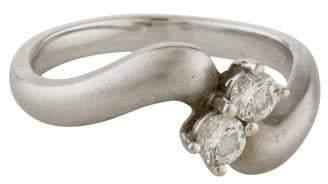 Ring Two-Stone Diamond
