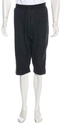 Public School Wool Drawstring Shorts