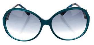 Emilio Pucci Oversize Tinted Sunglasses