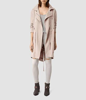 AllSaints Aiya Parka Coat