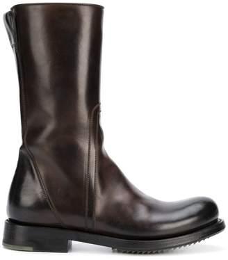 Rick Owens high boots