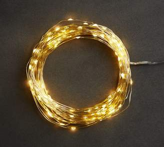 Pottery Barn Mini Led String Lights