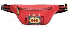 Gucci Men's Logo Print Small Belt Bag
